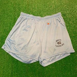 Vintage Champion North Carolina Tar Heels Shorts